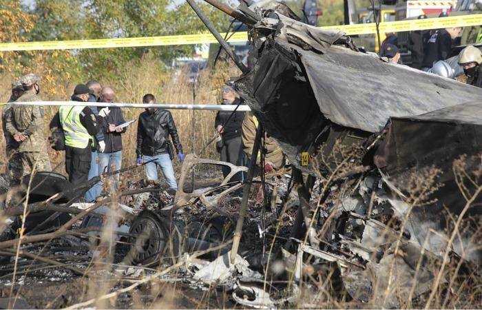 Минобороны Украины сообщило, что Ан-26 мог зацепить землю крылом
