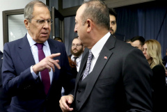 Лавров обсудил с Чавушоглу эскалацию в Карабахе