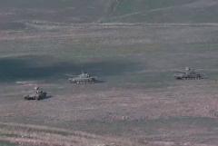 Азербайджанские военные в ходе операции заняли несколько сел