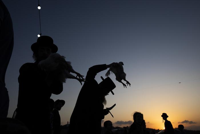 Иудеи отмечают День искупления - Йом-Кипур