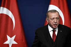 Эрдоган потребовал от Армении покинуть Нагорный Карабах
