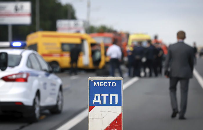 Большинство пьяных ДТП в Москве пришлось на районы востока столицы