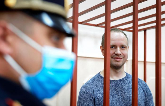 Сын экс-губернатора Левченко арестован на два месяца