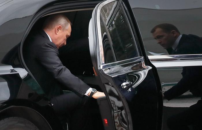 Путин поедет в Южную Корею, когда сделает прививку от COVID-19