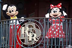 Disney уволит в США 28 тысяч сотрудников парков развлечений