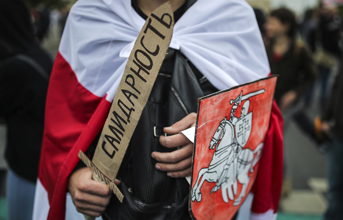 Белорусская оппозиция попросила суд в Гааге завести дело на Лукашенко