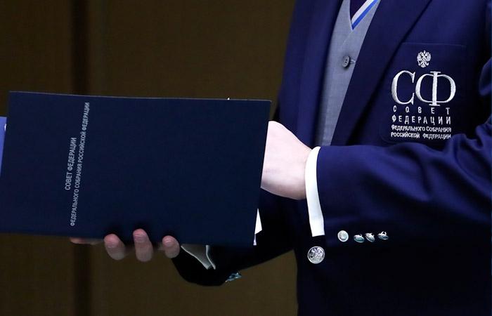 """В Совфеде в 2021 году впервые могут появиться """"президентские"""" сенаторы"""