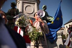 Тихановская объявила о формировании теневого правительства Белоруссии