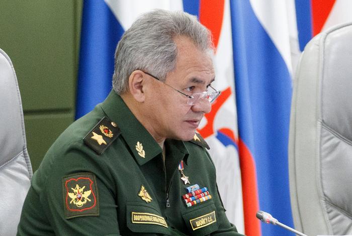 Шойгу заявил о полном разгроме ИГ в Сирии