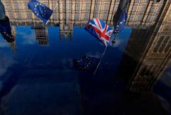 Финансовые компании вывели $1,6 трлн из Великобритании на фоне Brexit