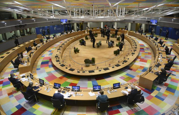 Лидеры стран ЕС согласовали санкции против Белоруссии