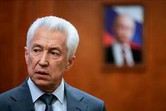 Глава Дагестана Владимир Васильев ушел в отставку