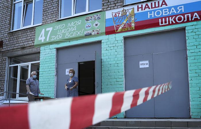 """Путин отверг предположения о полном переходе школ на """"дистанционку"""""""