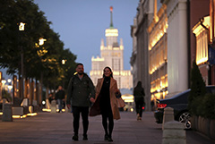 В мэрии Москвы заявили, что речи о новом пропускном режиме пока нет