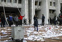 Парламент Киргизии 7 октября назначит главу временного правительства