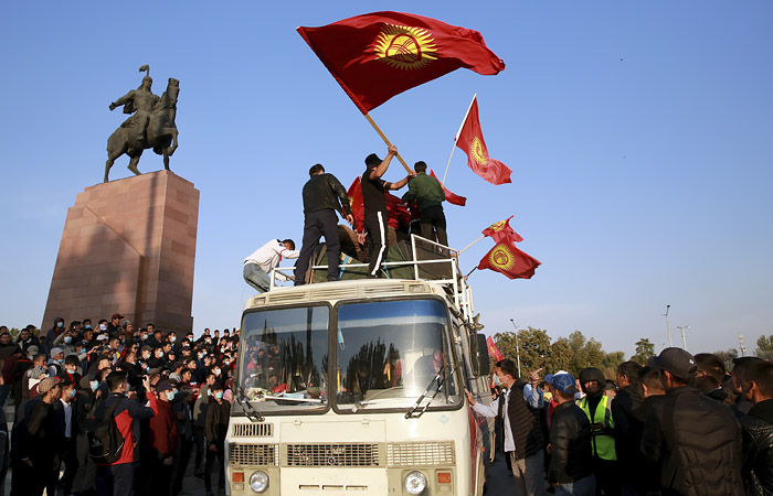 Киргизия: привычка к смене власти. Обобщение