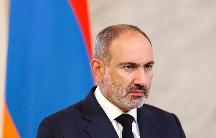 Пашинян назвал Карабах армянской страной