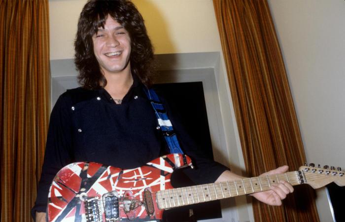 Скончался всемирно известный гитарист Эдди Ван Хален