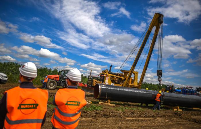 """""""Газпром"""" признал, что Болгария затянула строительство """"Турецкого потока"""""""