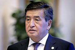 Местонахождение президента Киргизии неизвестно
