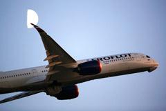 """""""Аэрофлот"""" заявил о загрузке более 80% кресел на зарубежных рейсах"""