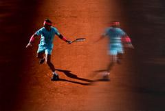 Надаль вышел в финал Roland Garros