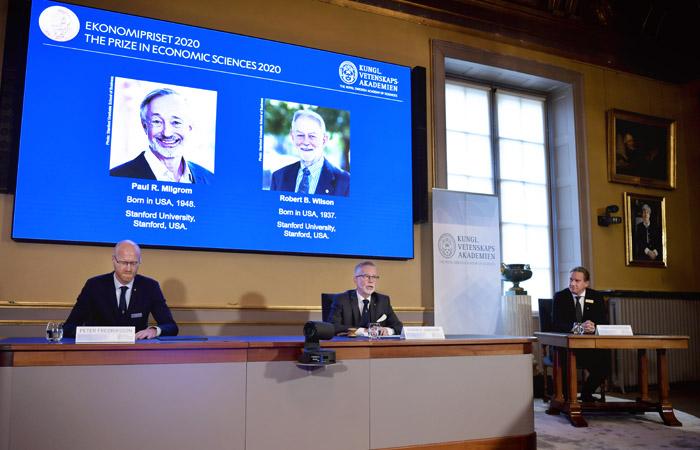 Премию памяти Альфреда Нобеля по экономике присудили за теорию аукционов