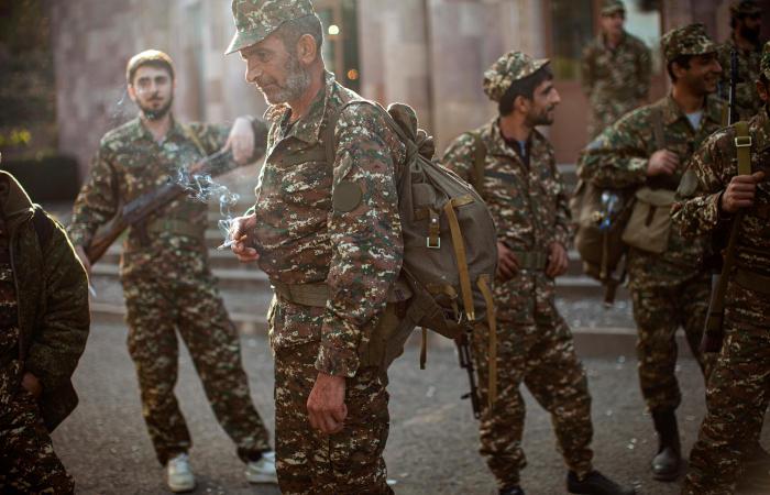 Армянская сторона заявила о своем контроле над городом Гадрут