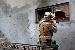 Ликвидированные в Грозном боевики прибыли в Чечню из-за рубежа