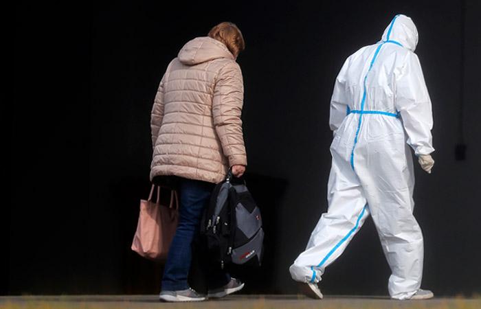 В России установлен новый суточный рекорд заражения коронавирусом