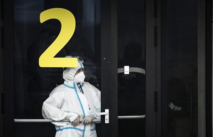 Каждый десятый госпитализированный с COVID-19 в РФ находится в тяжелом состоянии