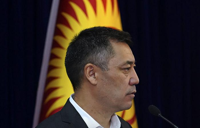 Премьер Киргизии Жапаров заявил о получении им полномочий президента