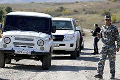 Власти Карабаха ограничили передвижение и выезд из региона