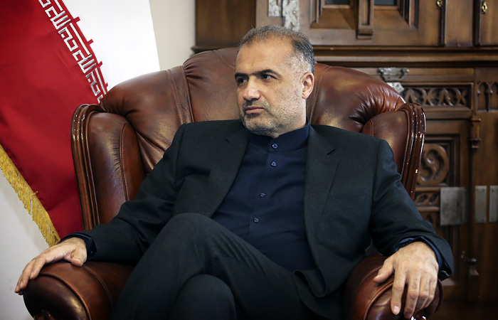Посол Ирана: Тегеран разумно подойдет к отмене оружейного эмбарго