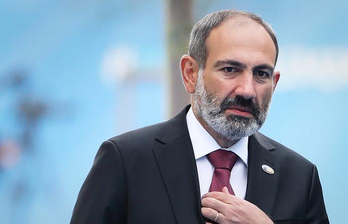 """Пашинян предложил отделить Карабах """"во имя спасения"""""""