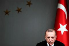 Эрдоган заявил, что Турция не намерена признавать Крым российским
