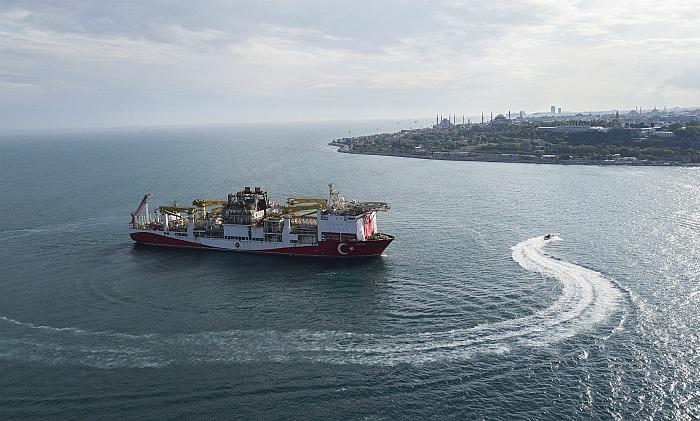 Эрдоган оценил в 405 млрд куб. м новое газовое месторождение на Черном море