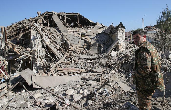 Минобороны НКР насчитало 673 погибших военных с начала боевых действий