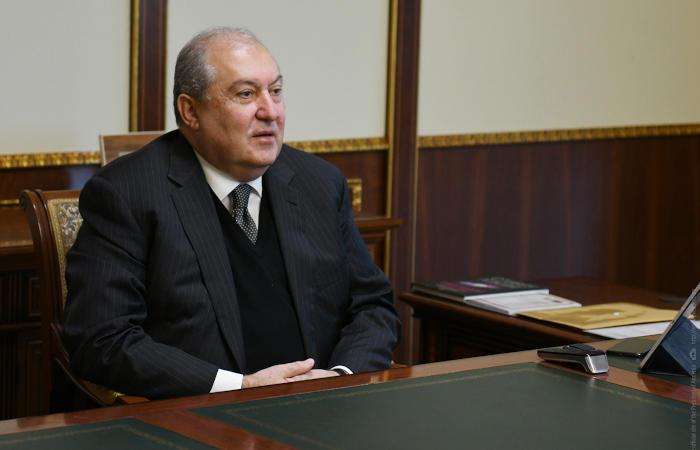 Президент Армении назвал цель участия Турции в карабахском конфликте
