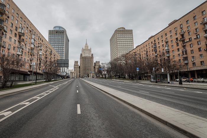 Собянин назвал невозможным введение комендантского часа в Москве