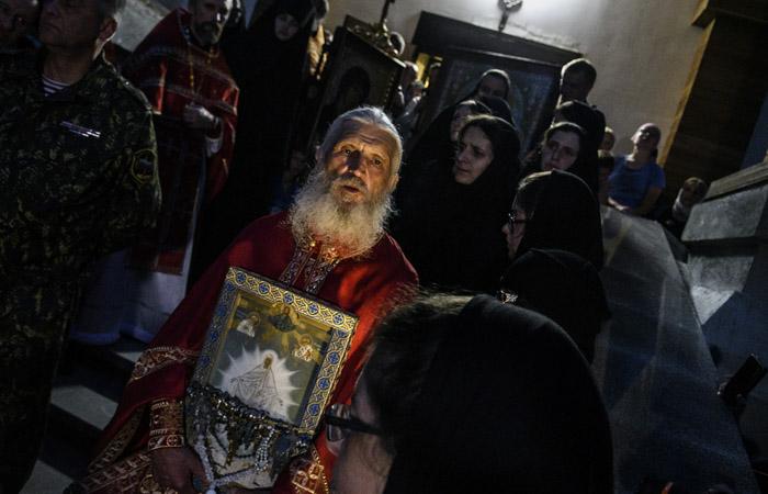 Патриарх Кирилл утвердил решение об отлучении бывшего схимонаха Сергия
