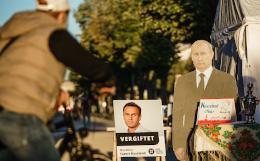Навальный сожалеет, что Трамп не осудил произошедший с ним инцидент