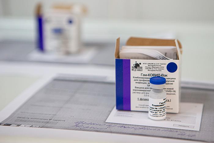 """Производитель """"Спутника V"""" допустил старт массовой COVID-вакцинации в ноябре"""