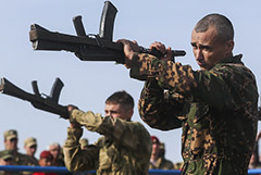 Минобороны РФ не поддержало предложение Минфина о сокращении армии