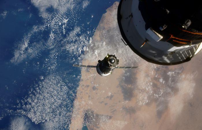 В системе получения кислорода на МКС закончилась вода
