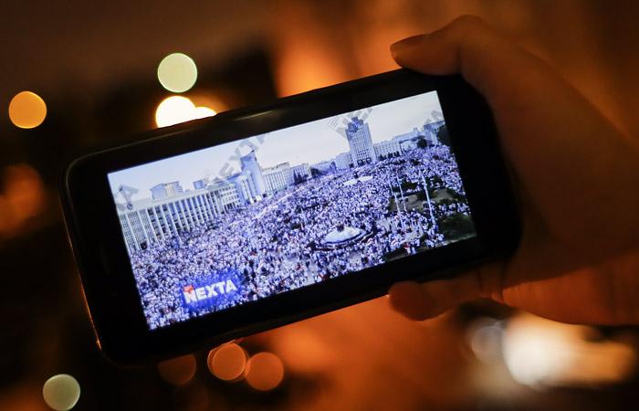 Канал и логотип Nexta признаны в Белоруссии экстремистскими