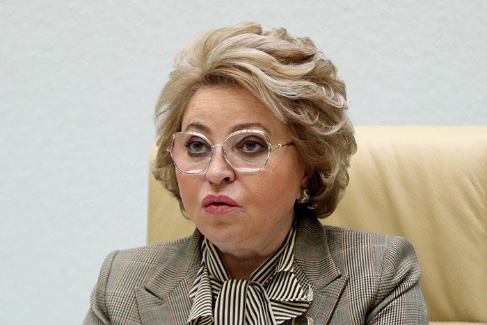 """Матвиенко призвала избавить Норильск от карманных чиновников """"Норникеля"""""""