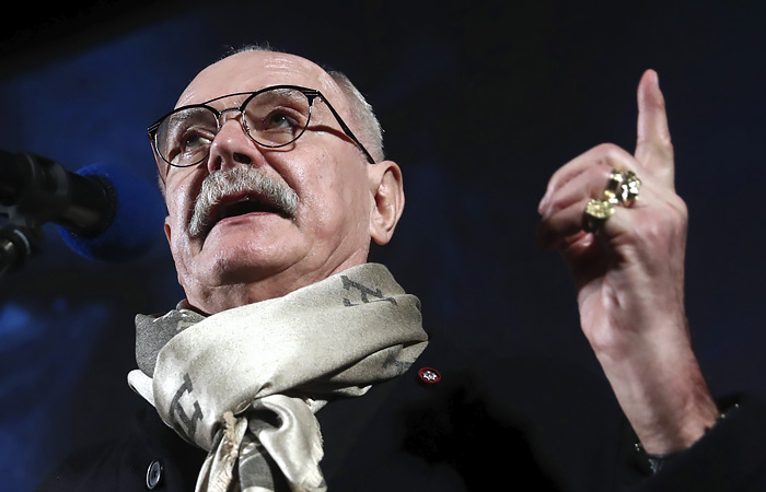 Никита Михалков стал Героем Труда РФ