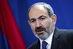 Премьер Армении призвал армянский народ к оружию