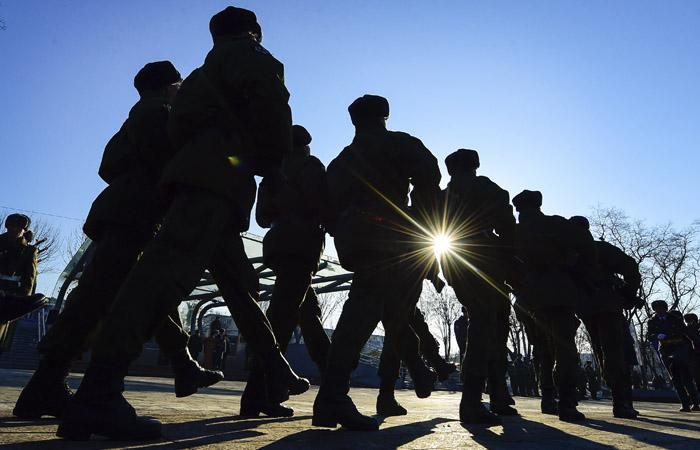 Путин назвал простым предложением идею Минфина сократить армию